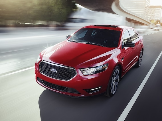 Ford Taurus Review >> 2018 Ford Taurus Review Butler County Ford