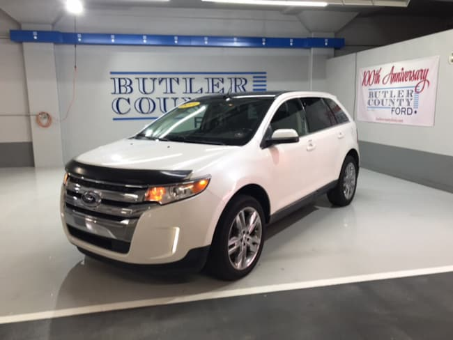 2011 Ford Edge Limited SUV your used Ford authority in Butler PA