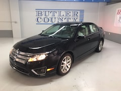 2011 Ford Fusion SEL Sedan your used Ford authority in Butler PA
