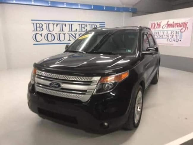 2012 Ford Explorer XLT SUV your used Ford authority in Butler PA