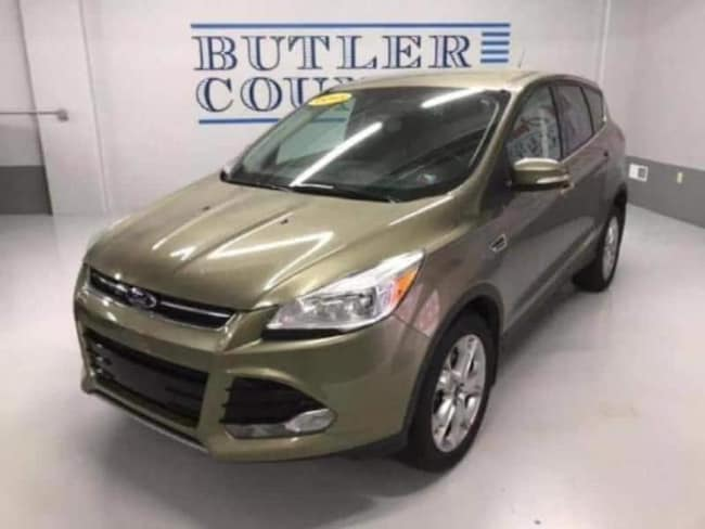 2013 Ford Escape SEL SUV your used Ford authority in Butler PA