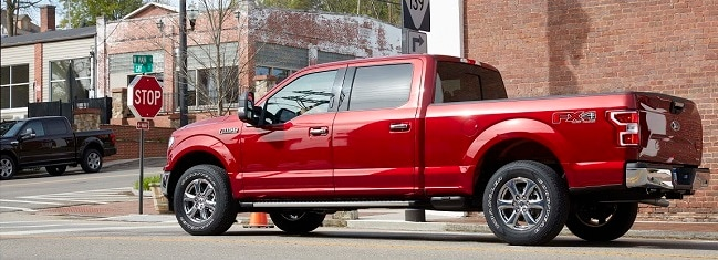 Ford F 150 Truck Bed Dimensions >> 2018 Ford F 150 Dimensions Butler County Ford