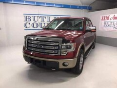 Used 2013 Ford F-150 Crew Cab Short Bed Truck 1FTFW1EF4DFC93495 for Sale in Butler