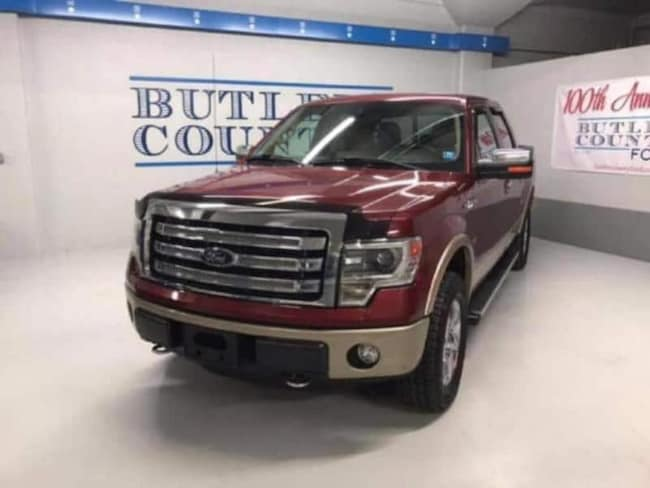 2013 Ford F-150 Crew Cab Short Bed Truck your used Ford authority in Butler PA