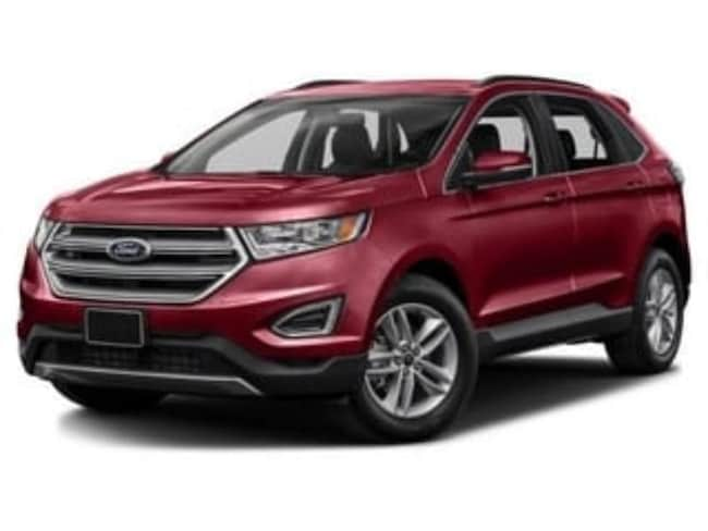 2016 Ford Edge SEL SUV your used Ford authority in Butler PA