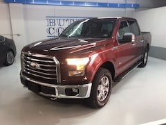 Used 2016 Ford F-150 Crew Cab Short Bed Truck for Sale in Butler