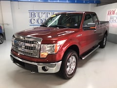 Used 2014 Ford F-150 Extended Cab Truck for Sale in Butler