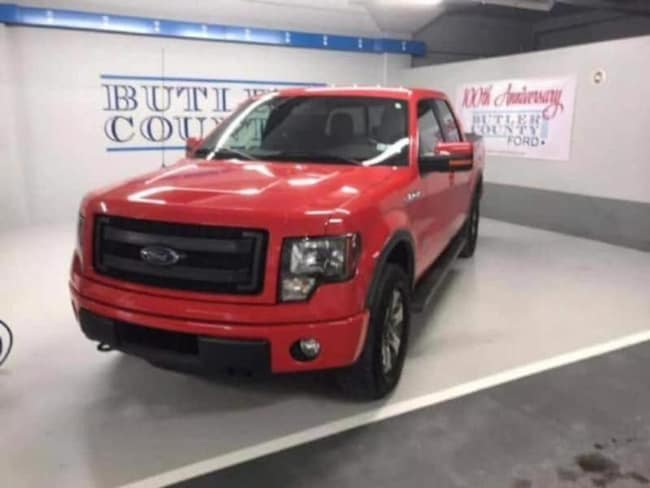 2014 Ford F-150 Crew Cab Truck your used Ford authority in Butler PA
