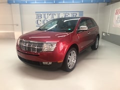 2008 Lincoln MKX Base SUV your used Ford authority in Butler PA