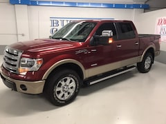 Used 2013 Ford F-150 Crew Cab Short Bed Truck 1FTFW1ET2DKF92108 for Sale in Butler