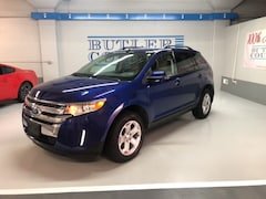 Used 2013 Ford Edge for sale in Butler, PA