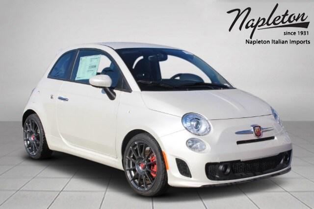New Fiat Cars & SUVs   Napleton's Fiat of Indianapolis