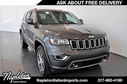 2018 Jeep Grand Cherokee Limited 4x4 SUV