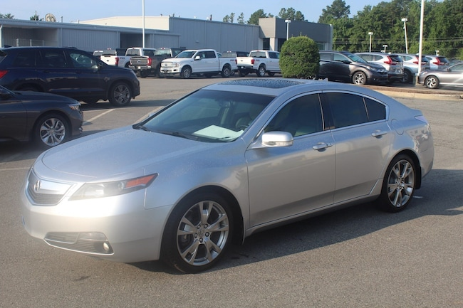 2013 Acura TL TL SH-AWD with Advance Package Sedan