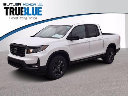 2022 Honda Ridgeline Sport Truck Crew Cab