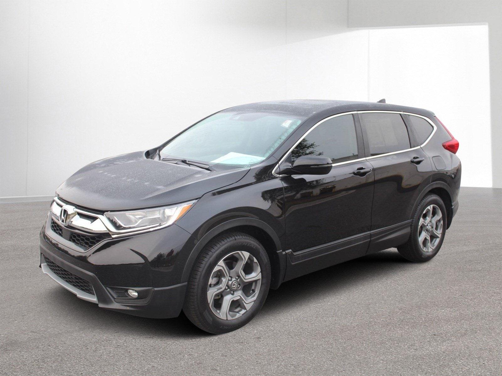 2017 Honda CR-V EX-L 2WD SUV