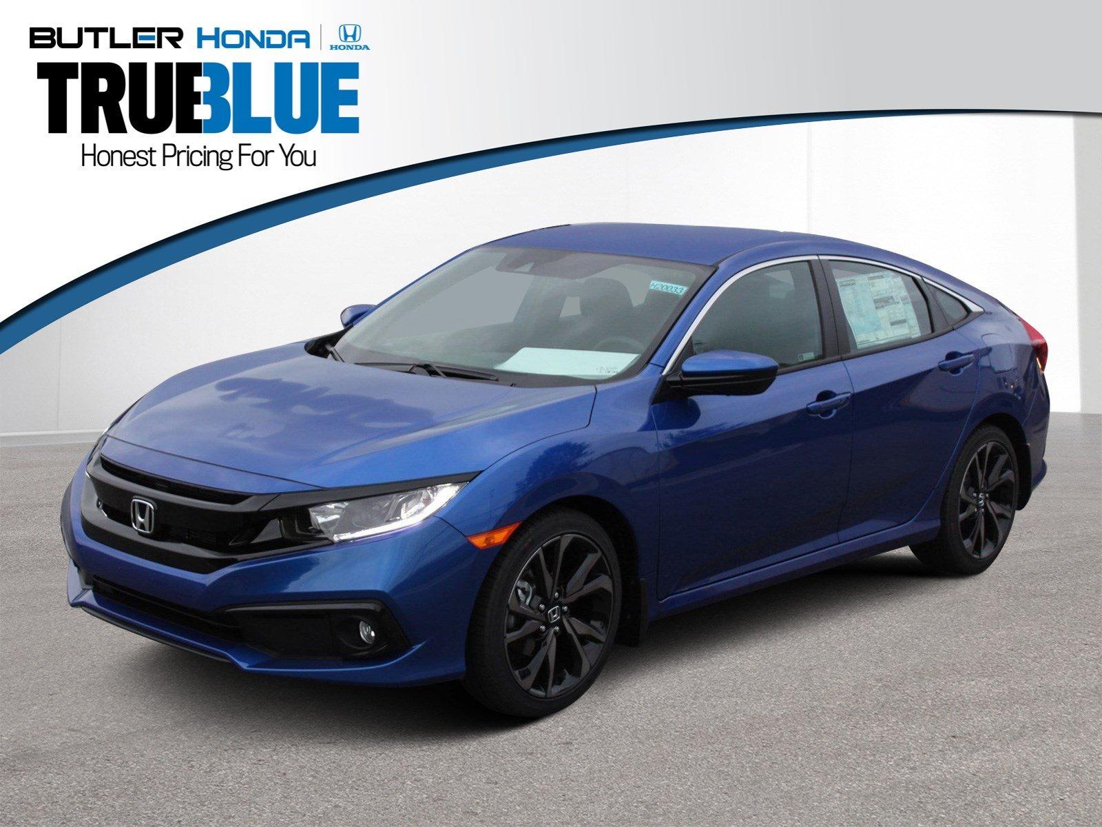2020 Honda Civic For Sale Milledgeville Ga Gray H20033