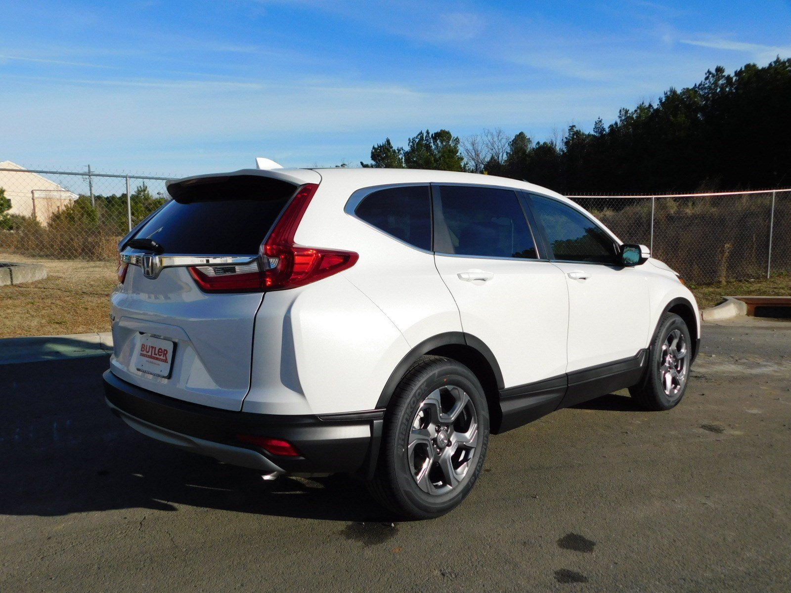 New 2019 Honda CR-V For Sale at Butler Honda | VIN