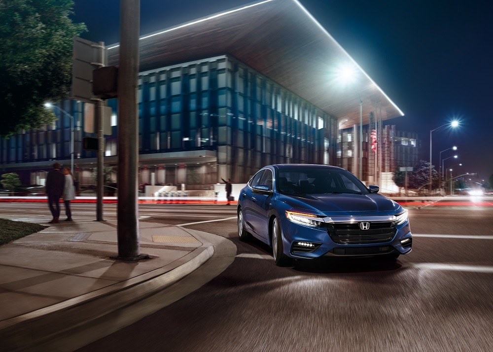 Central Ohio Honda Dealers - Official Site