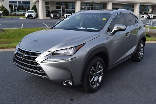 Lexus Columbus Ga >> Certified Pre Owned 2016 Lexus Nx 200t Base For Sale In Columbus Ga