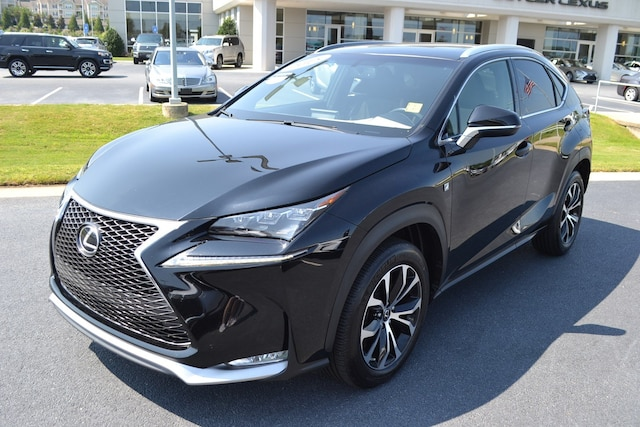 Lexus Columbus Ga >> Pre Owned 2015 Lexus Nx 200t For Sale Columbus Ga Stk L20010a