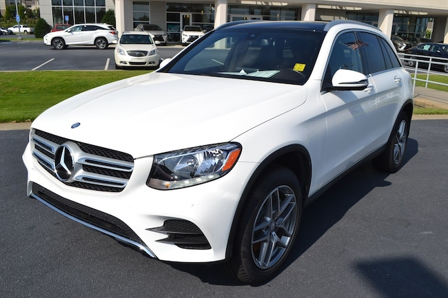 Mercedes Benz Columbus Ga >> Pre Owned 2016 Mercedes Benz Glc 300 For Sale At Bmw Of Columbus Vin Wdc0g4kb0gf037973