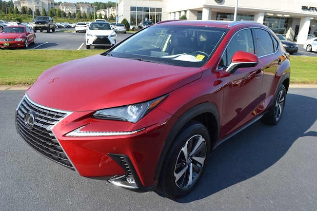 Lexus Columbus Ga >> Certified Pre Owned 2019 Lexus Nx 300 For Sale In Columbus Ga