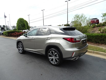 Used 2018 LEXUS RX 350 For Sale at Butler Nissan | VIN: 2T2ZZMCA5JC106696
