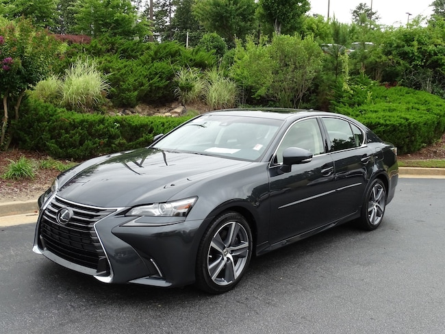 Lexus Columbus Ga >> Certified Pre Owned 2018 Lexus Gs 350 For Sale In Columbus Ga