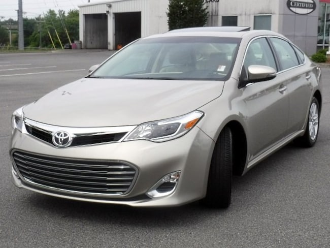 2015 Toyota Avalon For Sale >> Used 2015 Toyota Avalon For Sale At Butler Ford Vin