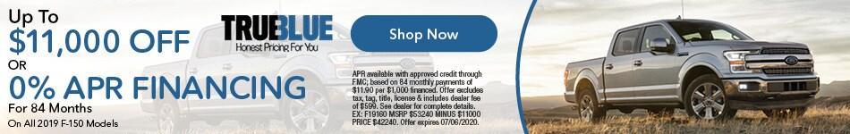 June - 2019 F-150 Offer