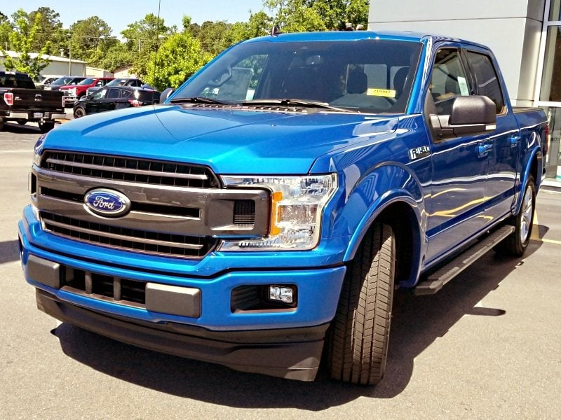 New 2019 Ford F-150 For Sale at Butler Ford | VIN: 1FTEW1CP7KFB59407