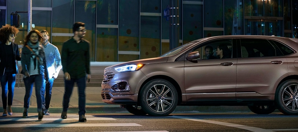 The Ford Edge Has Been A Buyer Favorite For Several Years Now But The New  Edge Is Divided Into Two Uniquely Interesting Models The Edge And The Edge