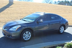 2012 Nissan Altima 2.5 SL Sedan