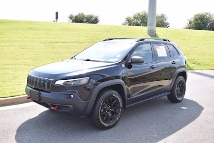 2019 Jeep Cherokee Trailhawk Elite Trailhawk Elite 4x4