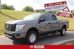2020 Nissan Titan XD S Truck Crew Cab