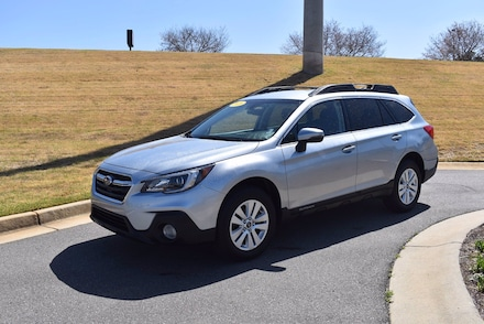 2018 Subaru Outback Premium 2.5i Premium