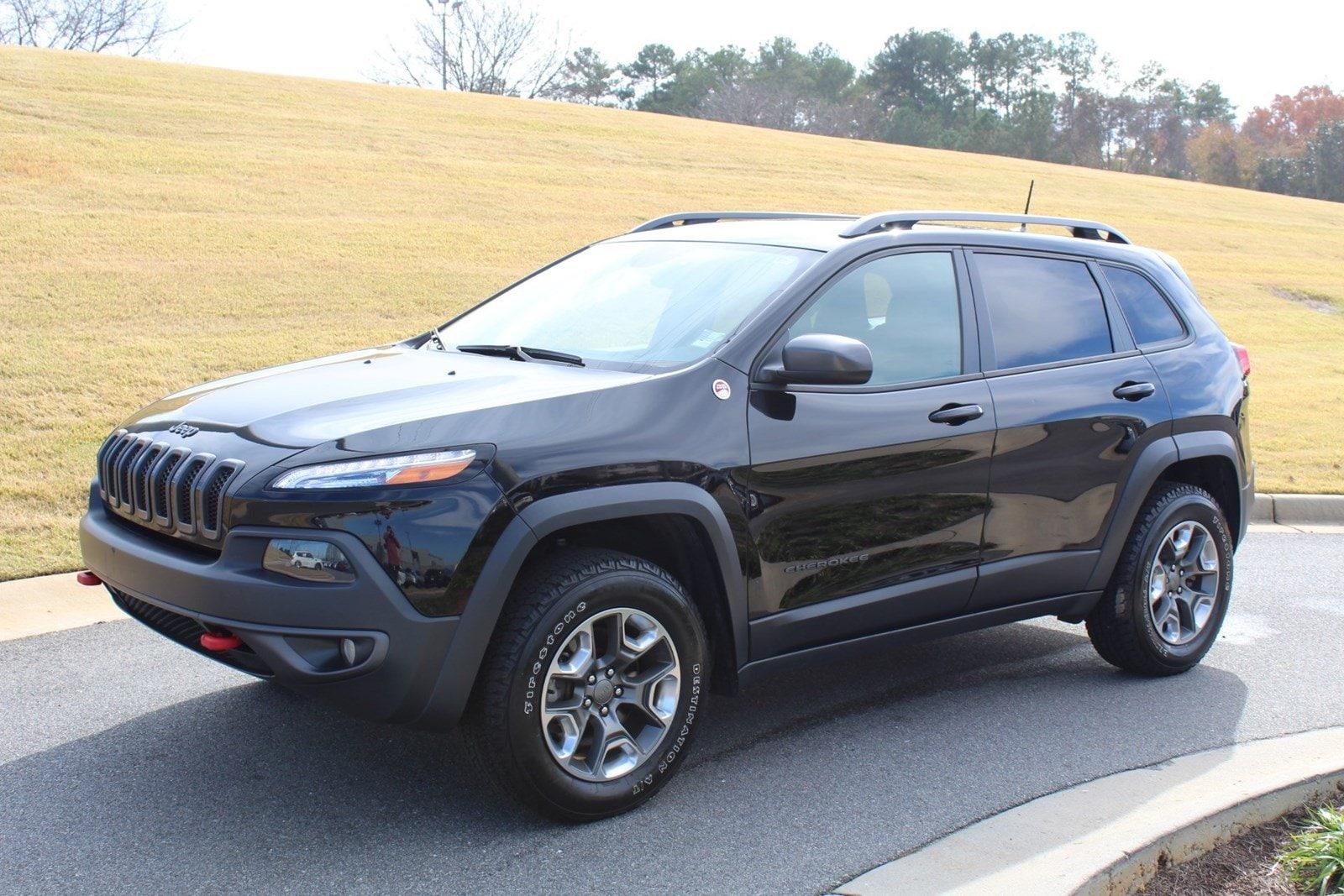 2017 Jeep Cherokee Trailhawk Trailhawk 4x4 *Ltd Avail*