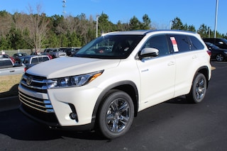 New 2019 Toyota Highlander Hybrid Limited Platinum V6 SUV