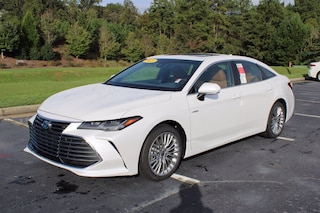 2021 Toyota Avalon Hybrid Limited Sedan