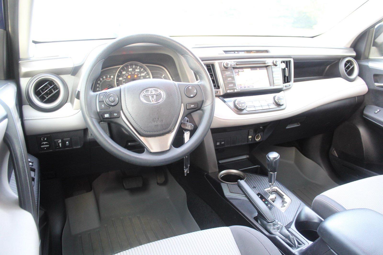 Used 2015 Toyota RAV4 For Sale at Butler Toyota | VIN