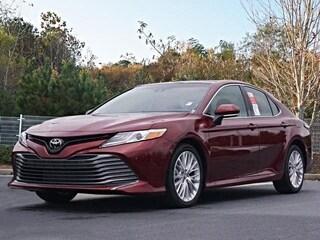 New 2018 Toyota Camry XLE V6 Sedan