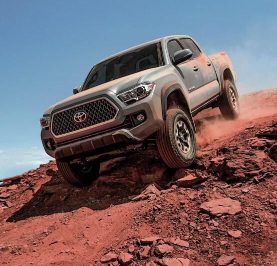 Toyota Dealer Sioux Falls: 2019 Toyota Tacoma Macon GA