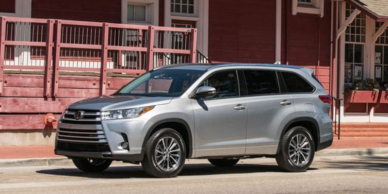 Used Toyota Highlander For Sale in Macon, GA