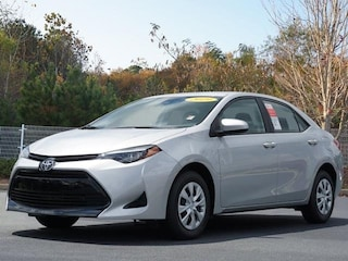 New 2019 Toyota Corolla L Sedan