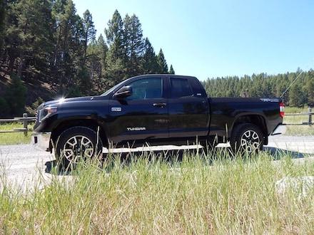 2020 Toyota Tundra 4WD SR5 SR5 Double Cab 6.5 Bed 5.7L