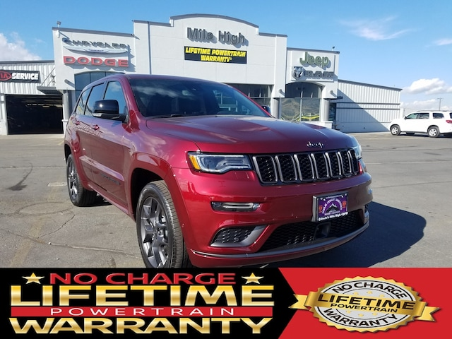 New 2019 Jeep Grand Cherokee For Sale at Butte's Mile High Chrysler