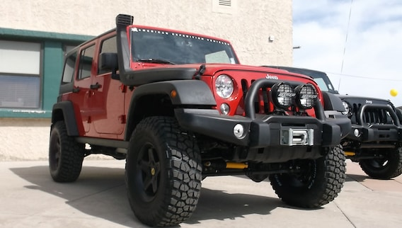 American Expedition Vehicles >> American Expedition Vehicles Butte S Mile High Chrysler Jeep Dodge Ram
