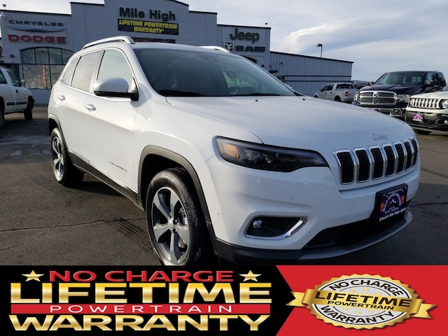 New 2019 Jeep Cherokee LIMITED 4X4 For Sale | Butte MT