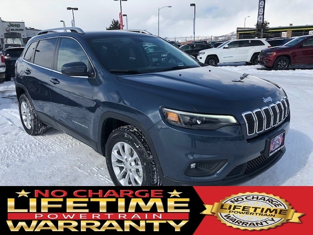 New 2019 Jeep Cherokee LATITUDE 4X4 For Sale | Butte MT